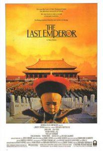 Bernardo Bertolucci The Last Emperor